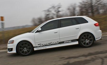 2009 MTM Audi S3 Sportback