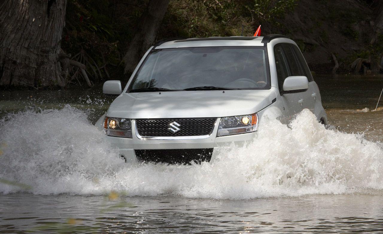 2009 Suzuki Grand Vitara Luxury