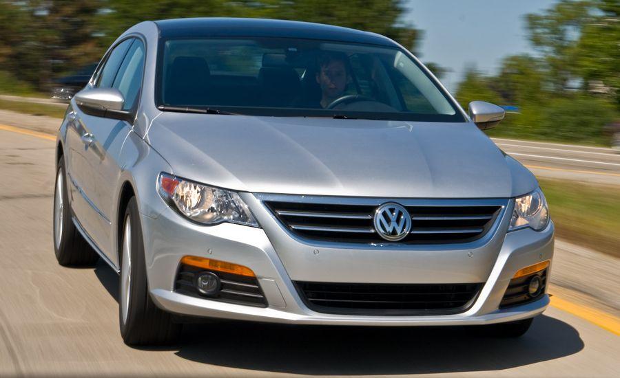 2009 Volkswagen CC 2.0T