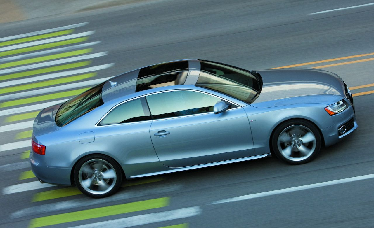 2010 Audi A5 2.0T   Instrumented Test   Car and Driver