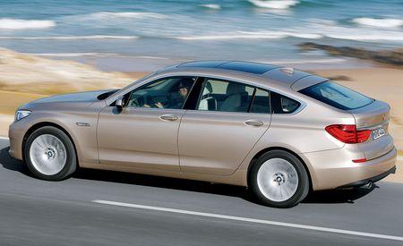 2010 BMW 5-series Gran Turismo / 535i Gran Turismo