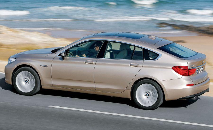 BMW Series Gran Turismo I Gran Turismo Second Drive - 2010 bmw 535i
