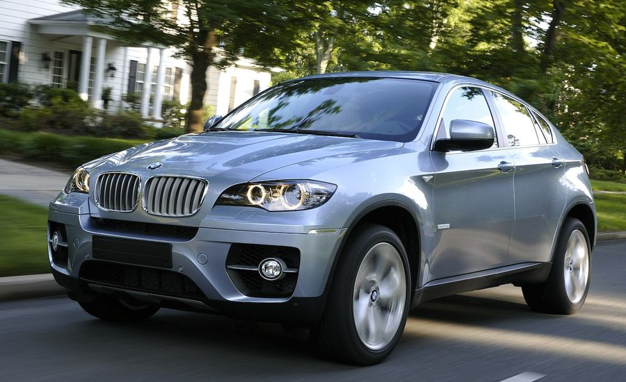 2010 bmw activehybrid x6 x6 hybrid review car and driver. Black Bedroom Furniture Sets. Home Design Ideas