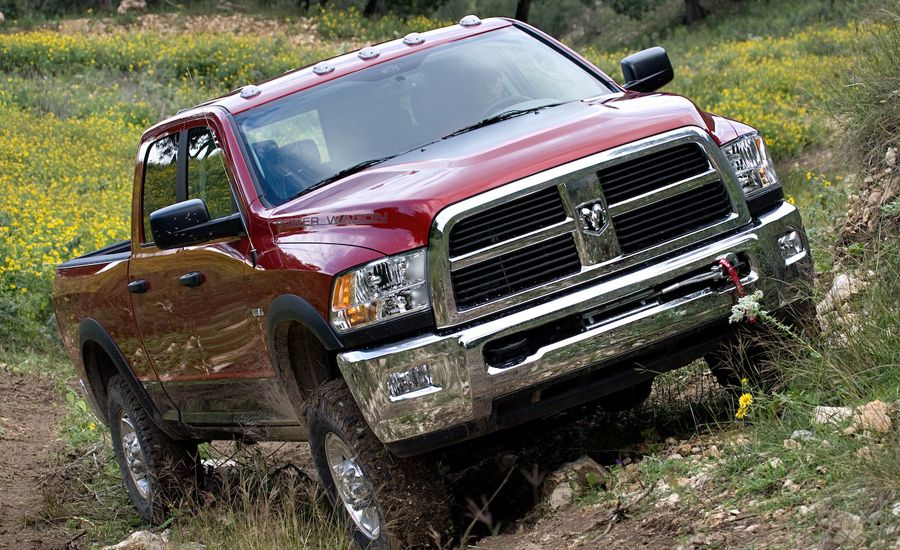 2010 dodge ram 2500 3500 heavy duty review car and driver. Black Bedroom Furniture Sets. Home Design Ideas