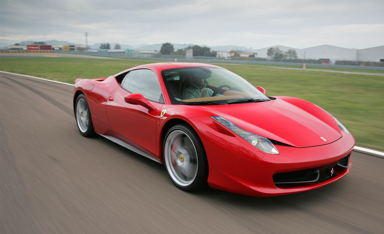 2010 Ferrari 458 Italia Review Car And Driver