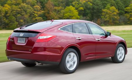2010 Honda Accord Crosstour 4WD