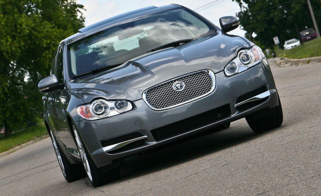 2010 Jaguar Xf 5 0 Premium Road Test Review Car And Driver