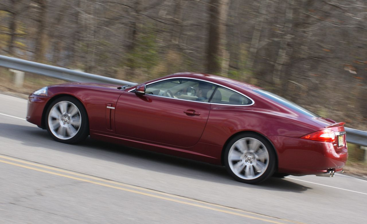2010 Jaguar Xkr Instrumented Test Car And Driver