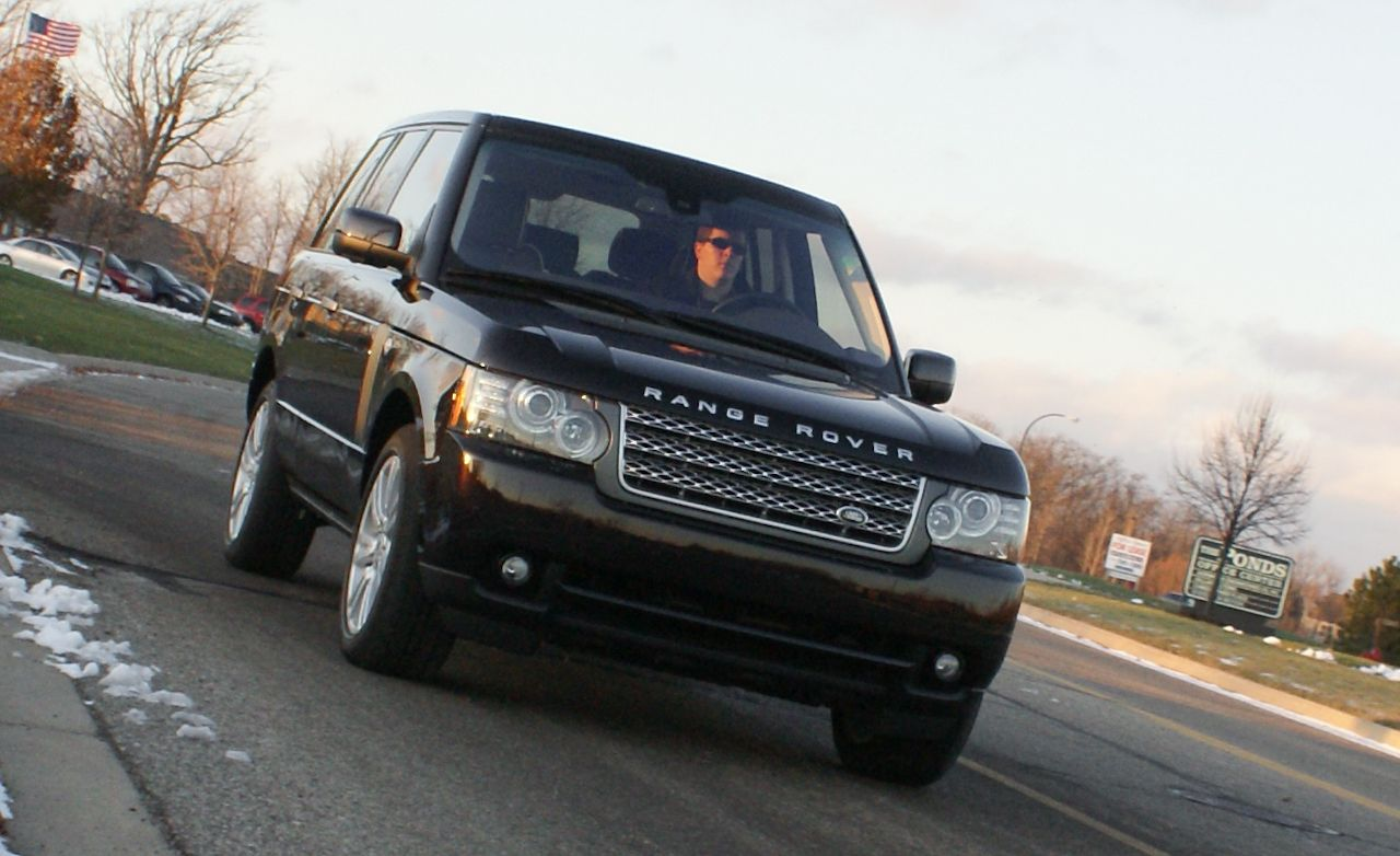 2013 land rover range rover sport prices reviews and pictures u s - 2010 Land Rover Range Rover Hse