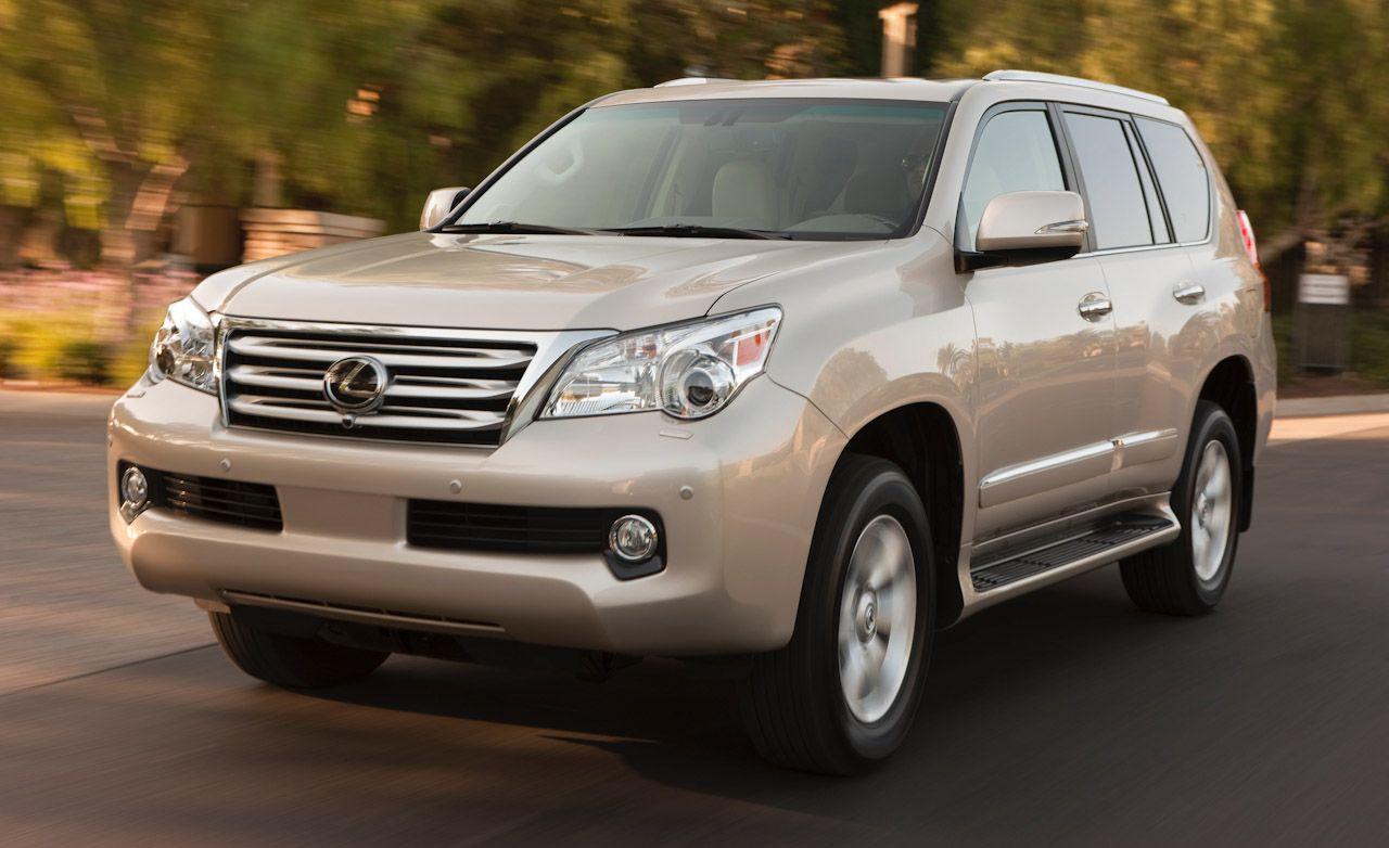 2019 Lexus Gx Reviews Price Photos And Specs Car Driver