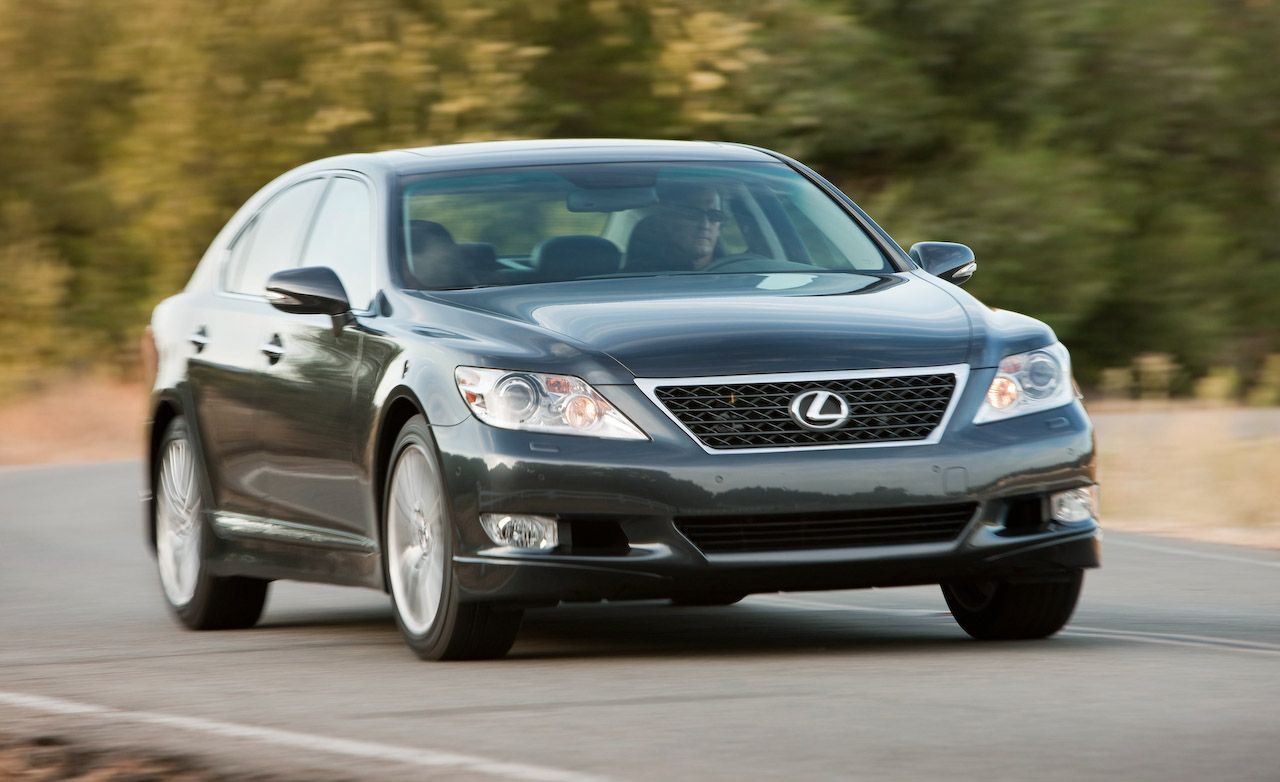 2010 Lexus Ls 460 Manual User Guide That Easy To Read Wiring Diagram Ls460 With Sport Package Rh Caranddriver Com Gx Repair 1993 Ls400