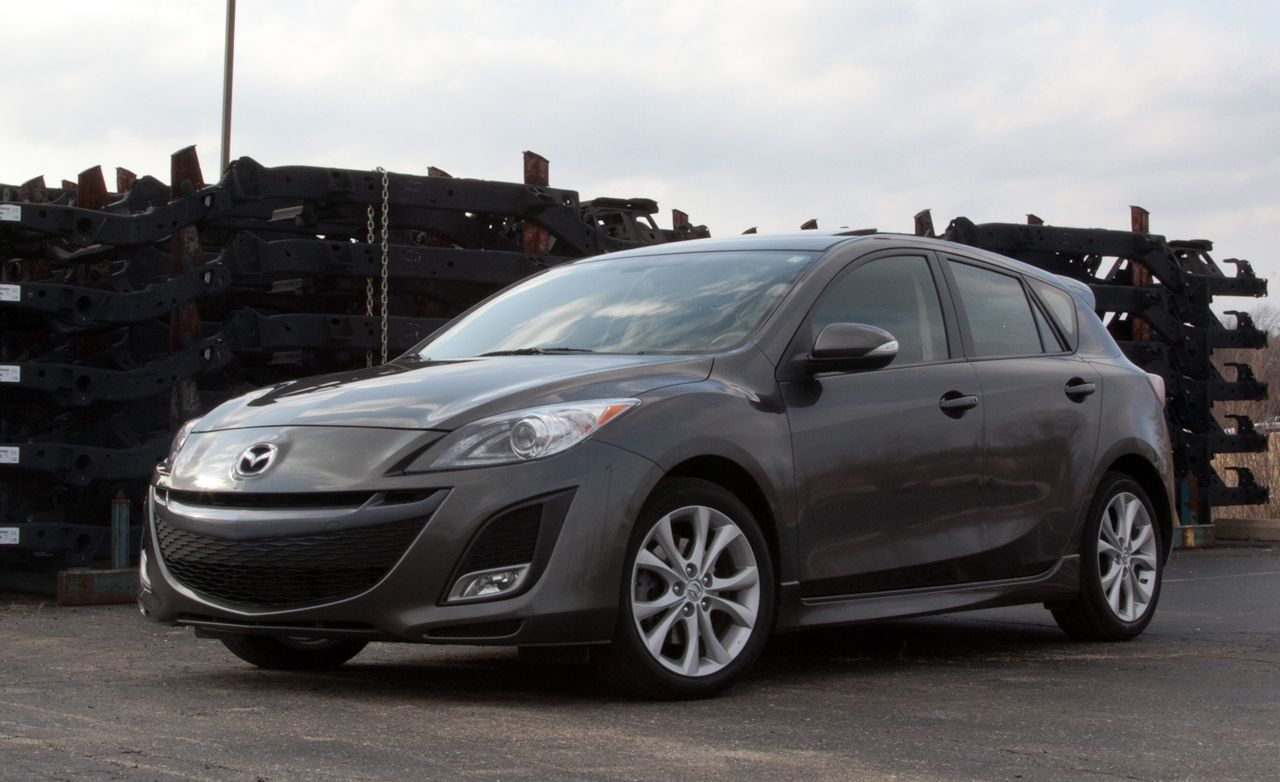 2010 mazda 3 s grand touring long term test review car. Black Bedroom Furniture Sets. Home Design Ideas