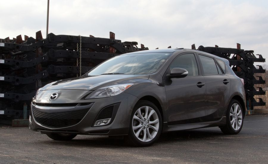 2010 Mazda 3 s Grand Touring LongTerm Test  Review  Car and Driver