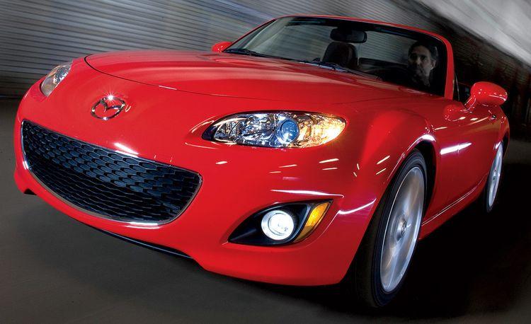 2010 Mazda MX-5 Miata