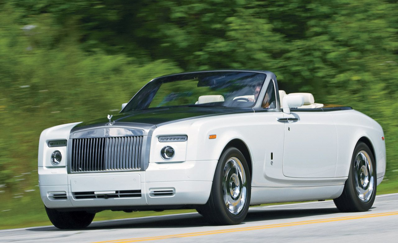 Rolls Royce Phantom Coupe Drophead Coupe Reviews Rolls Royce