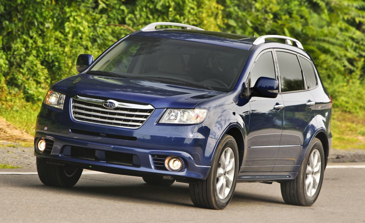 Subaru tribeca reviews subaru tribeca price photos and specs 2010 subaru tribeca vanachro Images