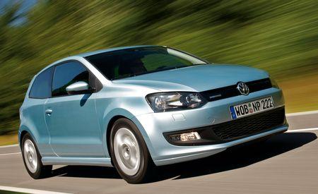 2010 Volkswagen Polo BlueMotion Diesel
