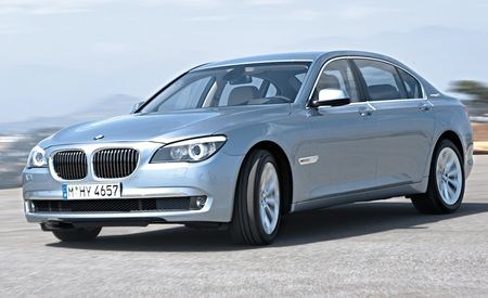 2011 BMW ActiveHybrid 750Li