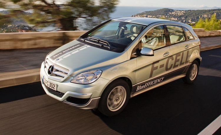 2011 Mercedes-Benz B-class F-Cell