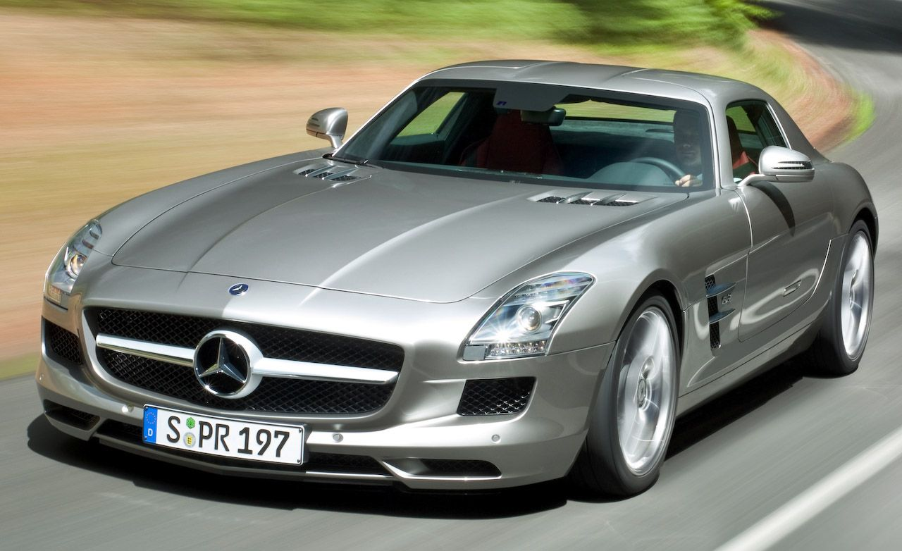 2011 mercedes benz sls amg gullwing. Black Bedroom Furniture Sets. Home Design Ideas