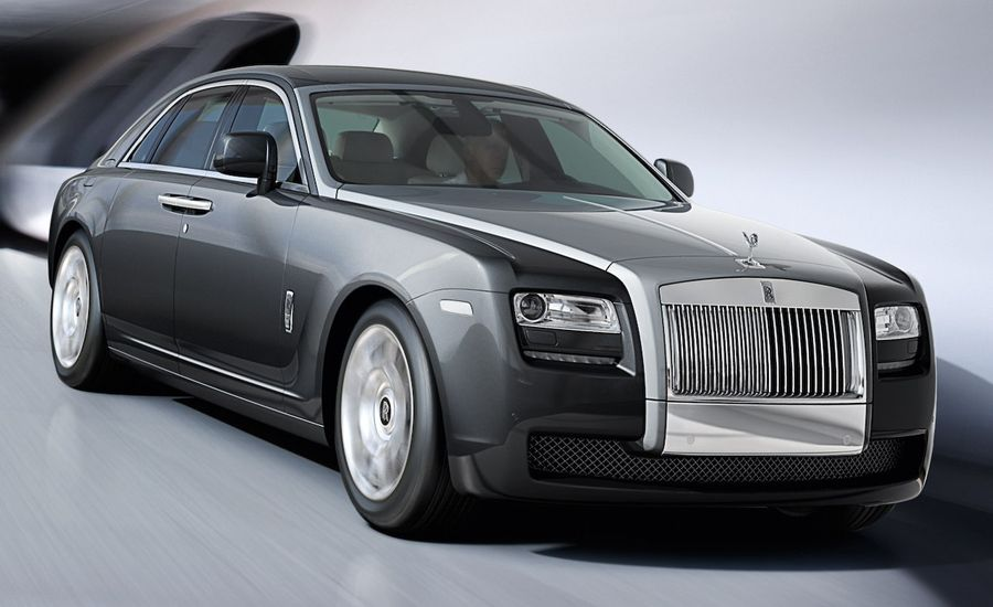 2011 Rolls-Royce Ghost | Review | Car and Driver