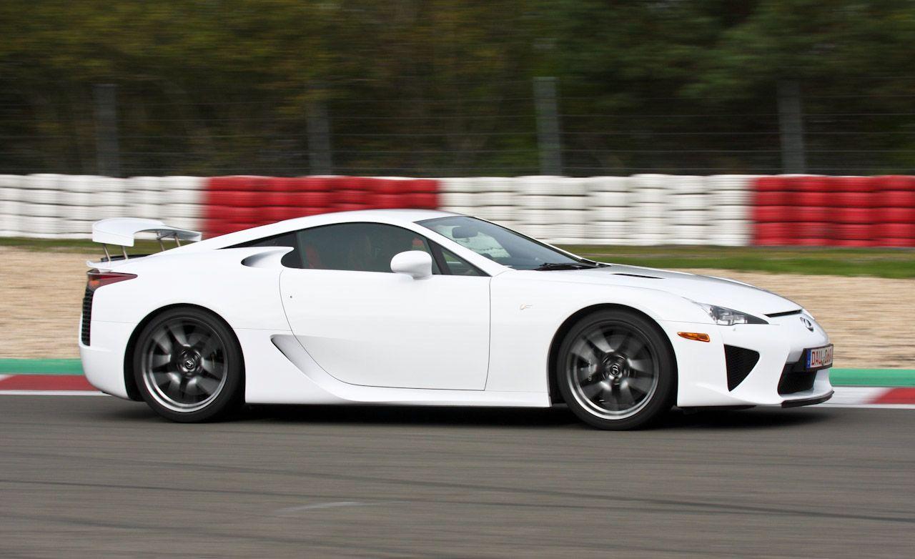 2012 lexus lfa | video | reviews | car and driver