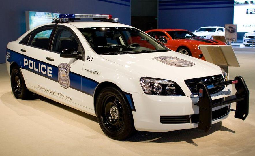 2011 Chevrolet Caprice PPV (Police Patrol Vehicle) - Slide 1