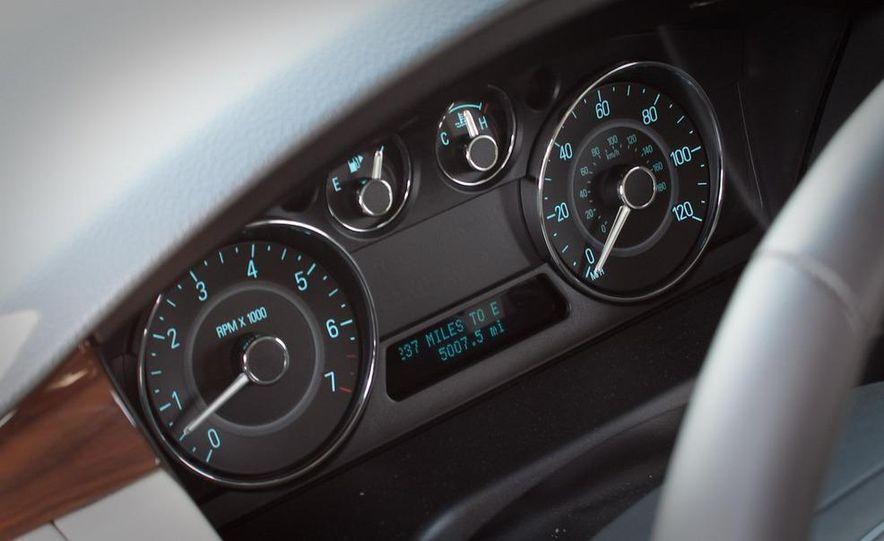 2010 Ford Flex Ecoboost - Slide 55