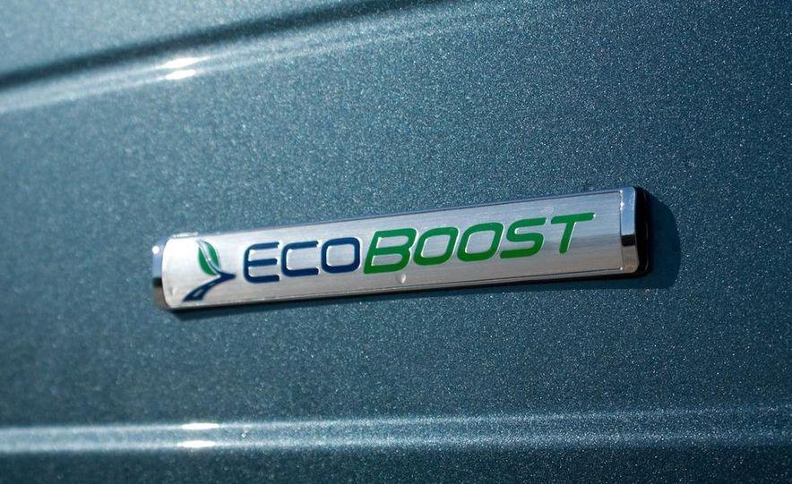 2010 Ford Flex Ecoboost - Slide 12
