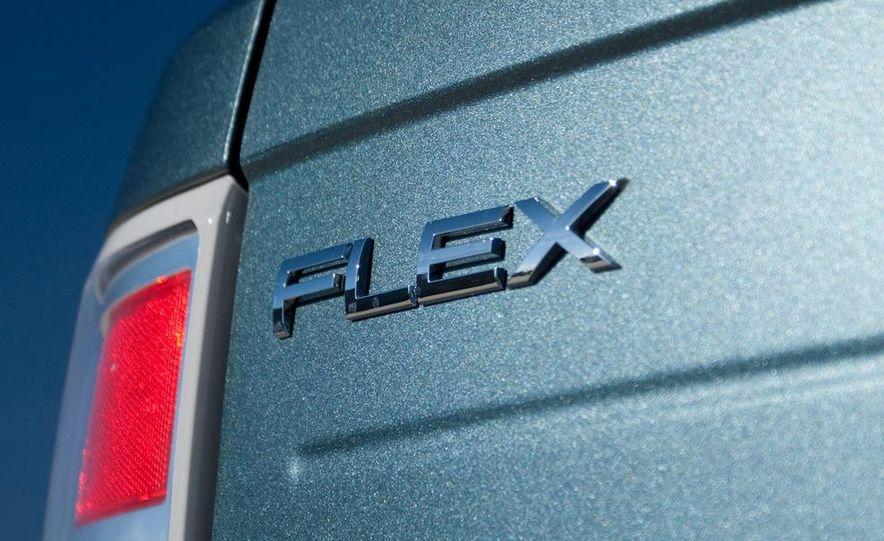 2010 Ford Flex Ecoboost - Slide 40
