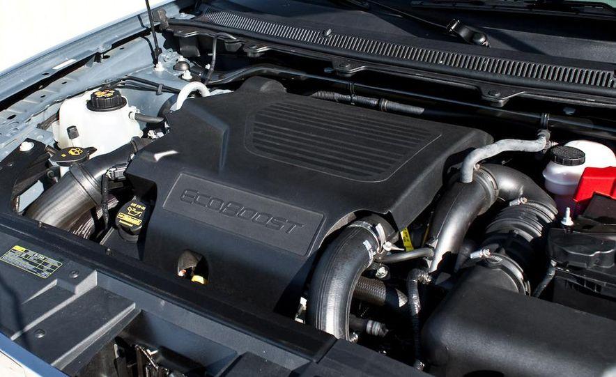 2010 Ford Flex Ecoboost - Slide 43