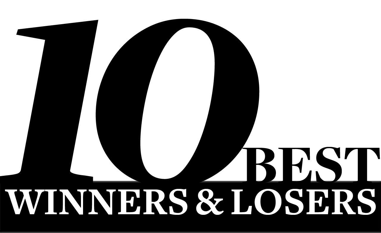 2010 10Best Winners & Losers