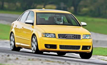 Certified Pre-Owned: 2004 - 2008 Audi S4