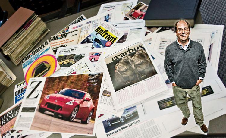 Eddie Alterman: C/D Magazine is Redesigned