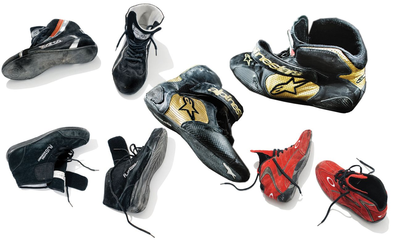 Four Pairs of Racing Shoes Tested!