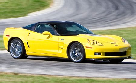 Hot Laps: 2009 Chevrolet Corvette ZR1 at Virginia International Raceway