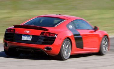 Hot Laps: 2010 Audi R8 5.2 V10 FSI Quattro at Virginia International Raceway