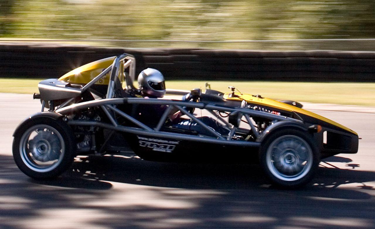 Hot Laps: Ariel Atom 3 at Virginia International Raceway