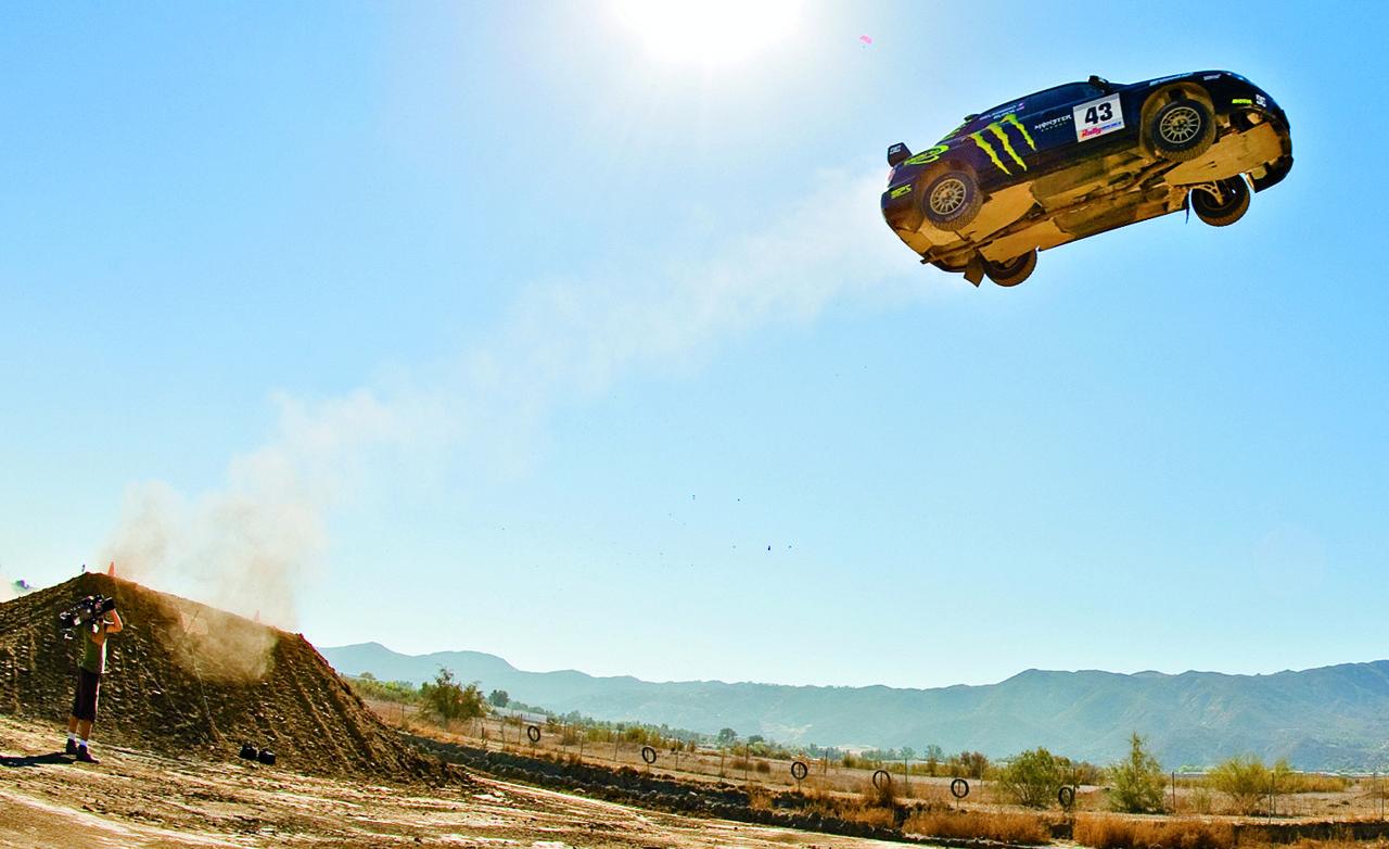 How to Throw a Subaru Impreza WRX STI into the Atmosphere