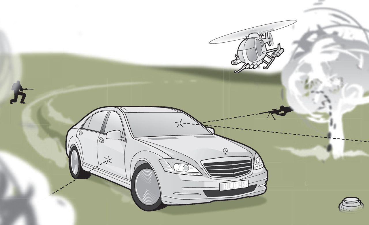 How To: Bulletproof a Car