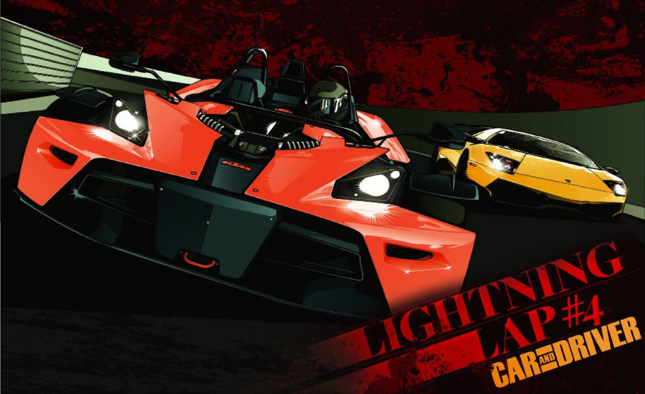 Lightning Lap 2009