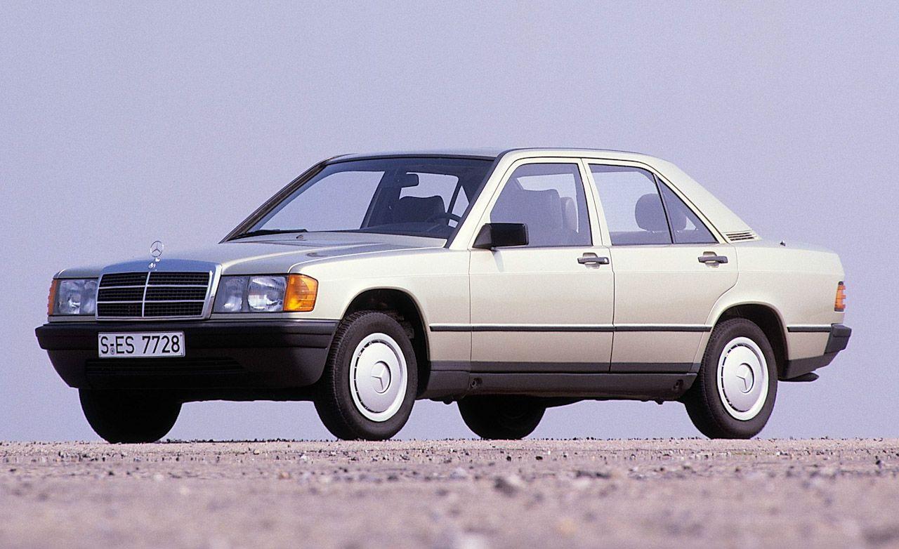 Mercedes Engine Transplant: Modern Diesel in a 1992 190E 2.6
