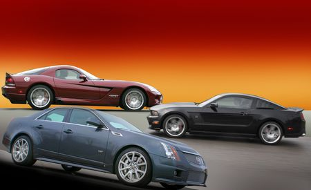 Top 10 Muscle Car Tests of 2009