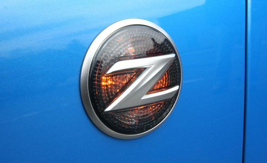 2009 Nissan 370Z coupe - Slide 46