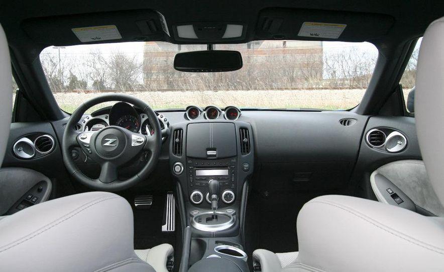 2009 Nissan 370Z coupe - Slide 36