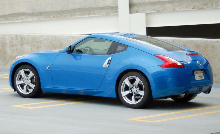 2009 Nissan 370Z coupe - Slide 31