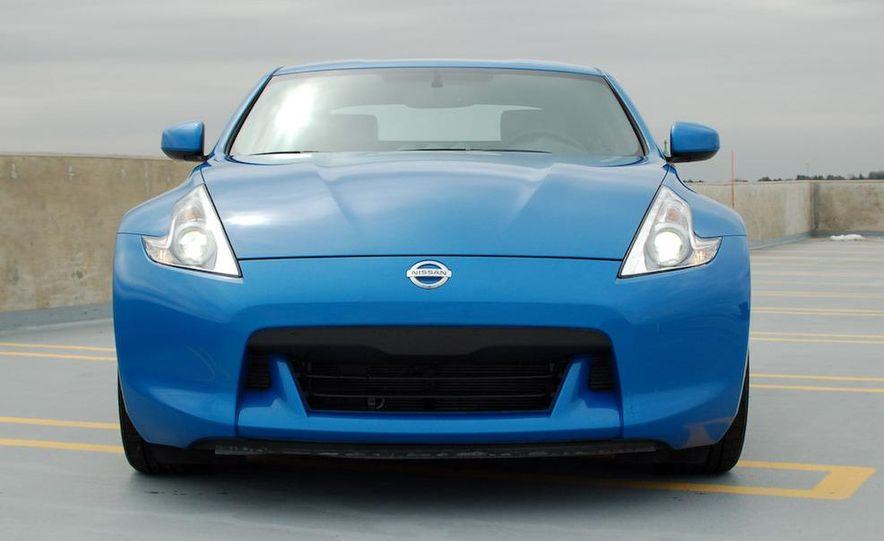 2009 Nissan 370Z coupe - Slide 37