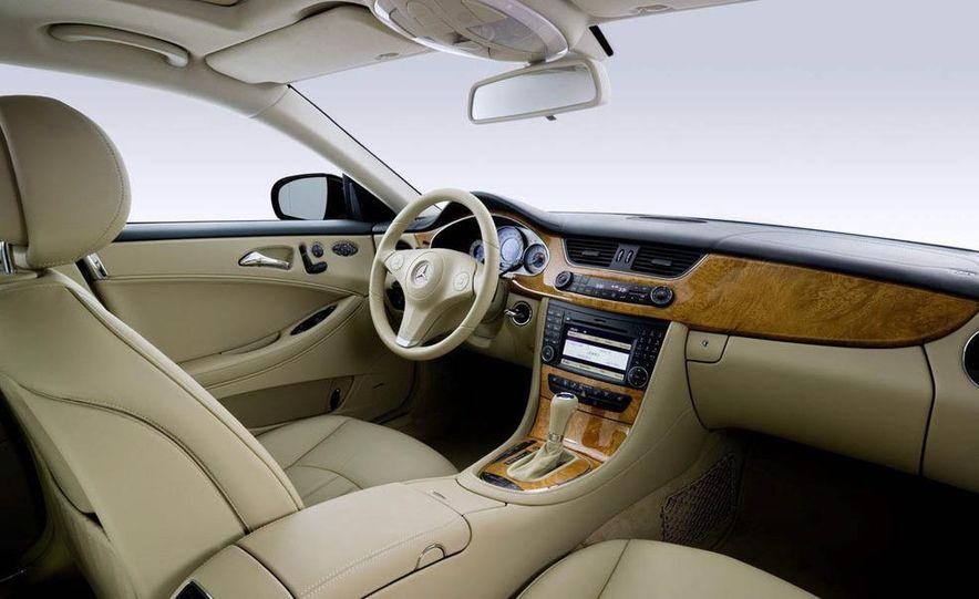 2011 Mercedes-Benz CLS-class (spy photo) - Slide 18