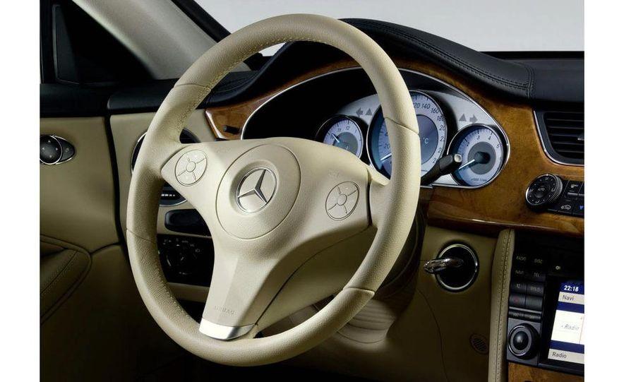 2011 Mercedes-Benz CLS-class (spy photo) - Slide 19