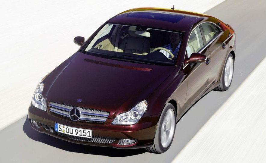2011 Mercedes-Benz CLS-class (spy photo) - Slide 13